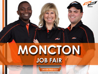 Moncton Job Fair – Wed. January 9 2019
