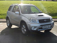 Toyota RAV4 2.0 D-4D XT-R**DIESEL**PSH**GREAT SPEC MINI 4X4**FINANCE AVAILABLE**