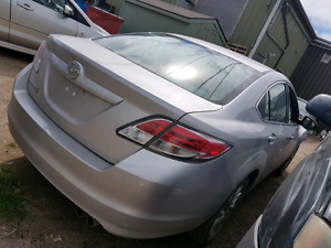 2013 Mazda 6 for parts