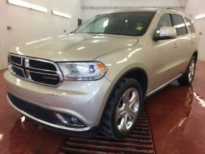 2015 Dodge Durango Limited  - DVD Player - Sunroof - $125.54 /Wk