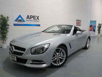 2013/13 Mercedes-Benz SL500 ( s/s ) 7G-Tronic + COMAND Navigation + 1 Owner +