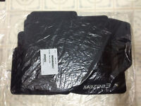 Car Mats For Mazda 3 - 2014 / 2015_Brand New