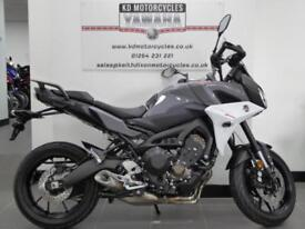 BRAND NEW 2018 MODEL TRACER 900 NOW IN STOCK, DEMO BIKE AVAILABLE TRY B4 YOU BUY
