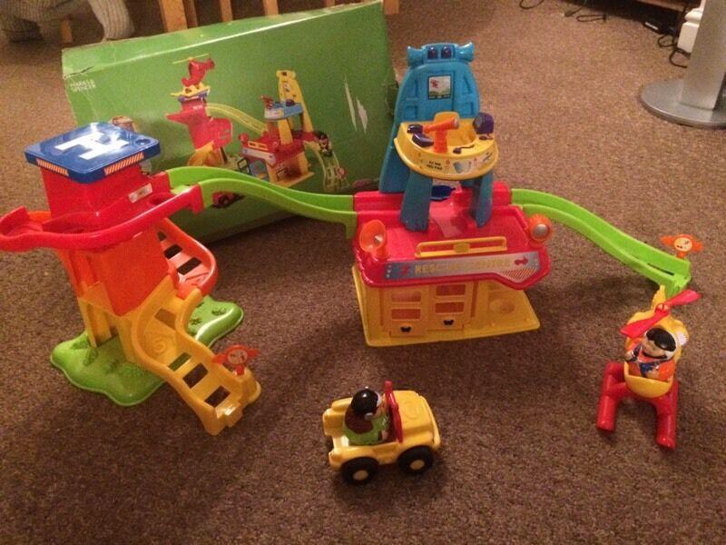 Weebles rescue centre Pre school toy