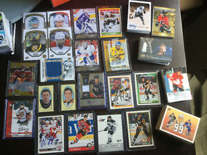 Hockey Cards (Autos, Rookies, Patch)