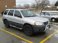 2001 Mazda Tribute SUV - Automatic