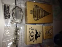 Stampin or scrapbooking projects