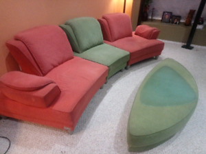Couch/ Sofa Set