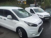2015 65 Ford Transit Connect 1.6TDCi ( 95PS ) 220 L1 CREW CAB