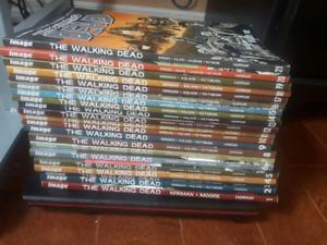 Walking Dead Volume 1-21