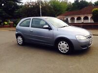 CORSA 2005-1.2 SXI -3 DOORS HPI CEAR IN OUT CLEAN START RUNS PERFECT 2 KEYS-LOW MILEAGES