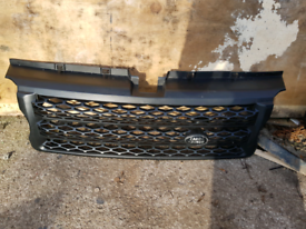 Land rover discovery grill