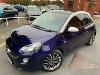 2015 Vauxhall Adam GLAM used car in Deap Sea Blue HATCHBACK Petrol Manual