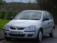 VAUXHALL CORSA LIFE 1.2CC,LOW TAX AND INSURANCE