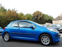 Peugeot 207 1.4HDI S JUST £30 A YEAR ROAD TAX 57 PLATE DIESEL ALLOYS
