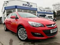2015 Vauxhall ASTRA EXCITE Manual Hatchback