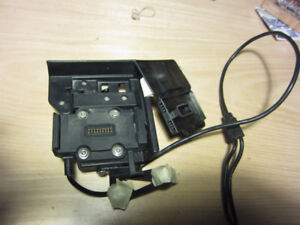 2013-2018 BMW R1200GS GPS Bracket
