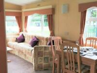 Low price Caravan Holiday Home for sale in Scotland.