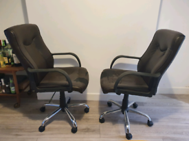 Office Chairs ×2 (£10 each)