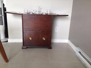 Meuble / Bar  Original   **** Vintage  **** Unique  Bar Cabinet