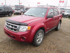 2008 Ford Escape XLT $65 Bi Weekly GUARANTEED FINANCING