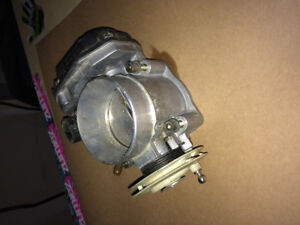 Audi A4 2.8 Throttle body, cpu and head gasket