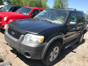 2005 Ford Escape  ** FOR PARTS ** INSIDE & OUTSIDE **