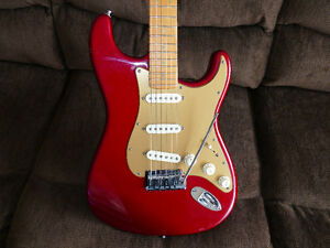 Fender American made deluxe stratocaster