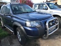 Land Rover Freelander S TD4 5 door facelift model 2005