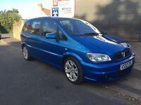 Vauxhall Zafira 2.0 litre GSI
