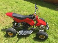 Clean Fast Reliable mini quad!!!! Bargain £140.. Swaps available !!!