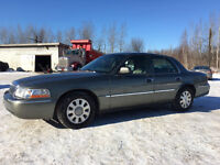 2004 Mercury Grand Marquis LS Premium Berline - VGA -