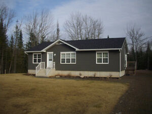 Bungalow in the country - Fredericton/Oromocto Area