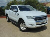 2016 Ford Ranger Pick Up Double Cab Limited 2 3.2 TDCi 200 Auto 4 door Pick Up