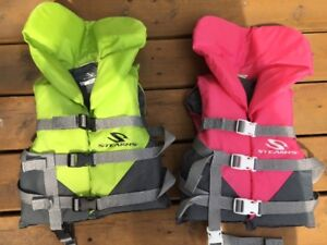 PFD Personal Floating Device (Child) - LIKE NEW