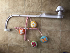 For Sale! Baby mobile - pink