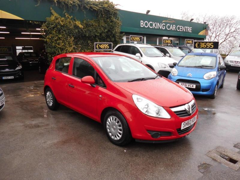 Vauxhall/Opel Corsa 1.2i 16v ( 85ps ) 2010. S 5DR EXCELLENT