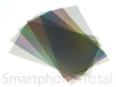Samsung Galaxy Note GT-N7000 Polarisationsfolie Folie foil LCD Kontrast Display