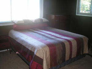 Oct. 1st. Fully Furnished Room w/ MEALS included