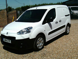 Peugeot Partner 1.6HDi PROFESSION 625 3 SEATER AIR CON ELECTRIC PACK