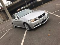 2007 07 BMW 335i M SPORT, AUTOMATIC, SUNROOF, FULL LEATHER, MOT, SERVICE HISTORY 2 KEY PRICE DROPPED