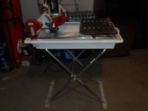 MK-EXP-370 Tile Saw with Stand