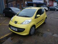 Peugeot 107 Urban 3dr PETROL MANUAL 2007/57