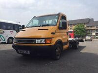Iveco daily recovery truck 3.0 td car transporter