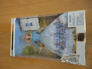 Brand new in box collectible Peter Rabbit Barbie doll London Ontario image 1