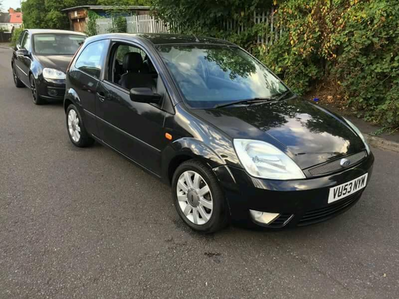 2003 ford fiesta black 1 4 in hall green west midlands gumtree. Black Bedroom Furniture Sets. Home Design Ideas