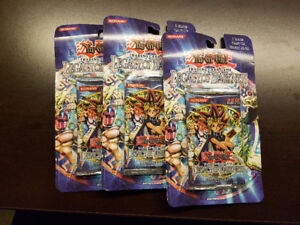 SELLING 3 LEGACY OF DARKNESS BOOSTER PACKS