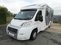 Swift Bolero 680FB - Rear Fixed Bed - Low Profile