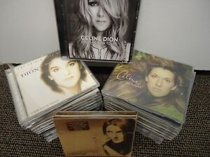 cd musicographie celine dion collection