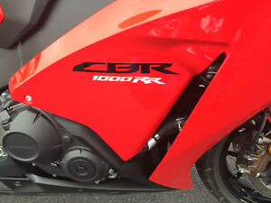 2015 CBR 1000RR ABS with warranty